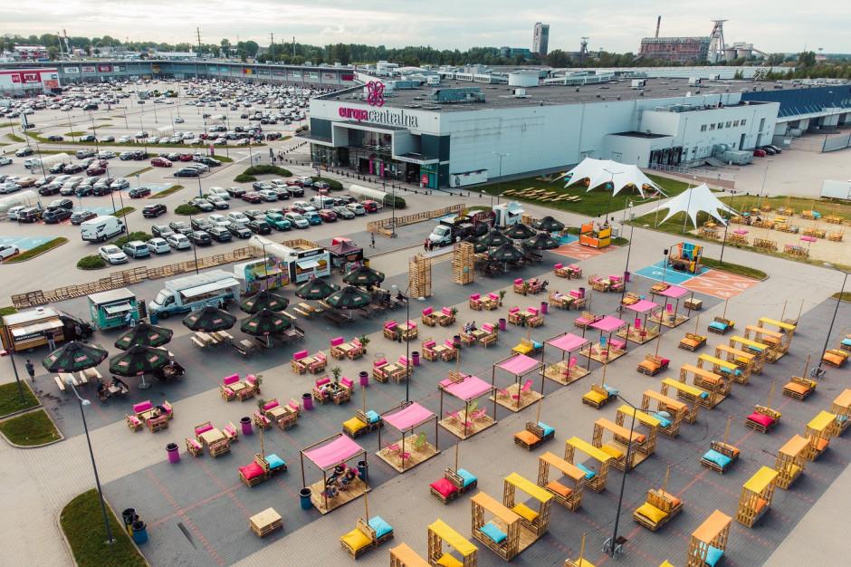 Centrum Handlowe Europa Centralna w Gliwicach z nowymi najemcami
