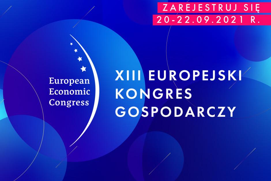 Ruszyła rejestracja na XIII Europejski Kongres Gospodarczy ‒ udział stacjonarny!