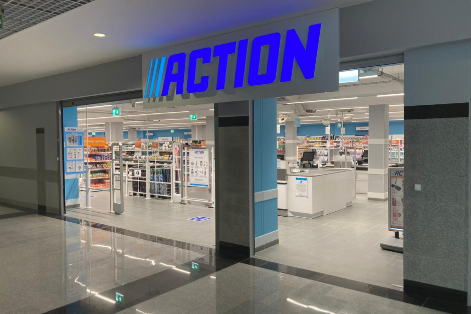 Action znów otwiera sklep