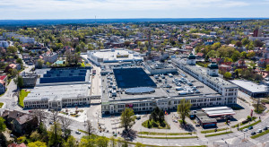 Focus Mall Zielona Góra z kompletem marek LPP