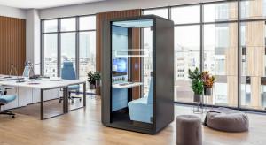 Hushoffice z nową propozycją kabiny akustycznej do pracy hybrydowej