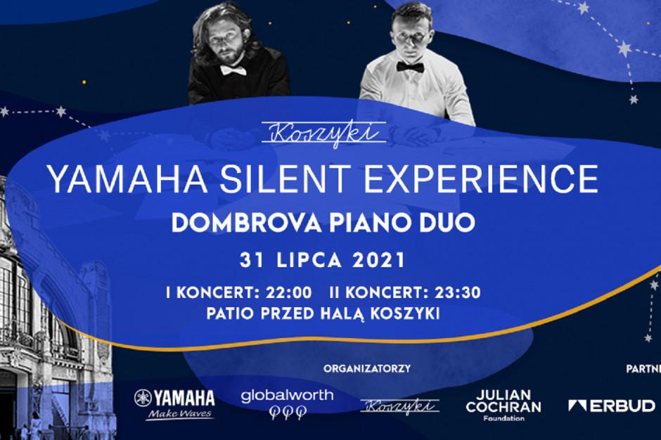 Hala Koszyki w Warszawie z wyjątkowymi wydarzeniem multisensorycznym