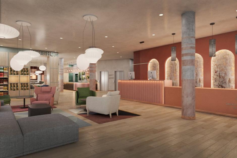 W centrum Lublina powstaje nowy hotel. To obiekt znanej sieci