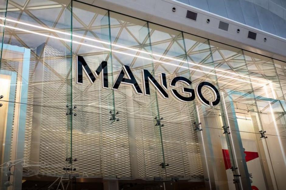 Mango chce w tym roku przebić sprzedaż sprzed pandemii