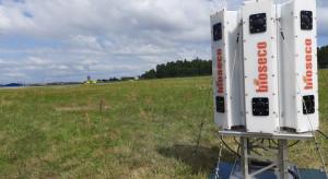 Gdańskie lotnisko testuje urządzenie do odstraszania ptaków