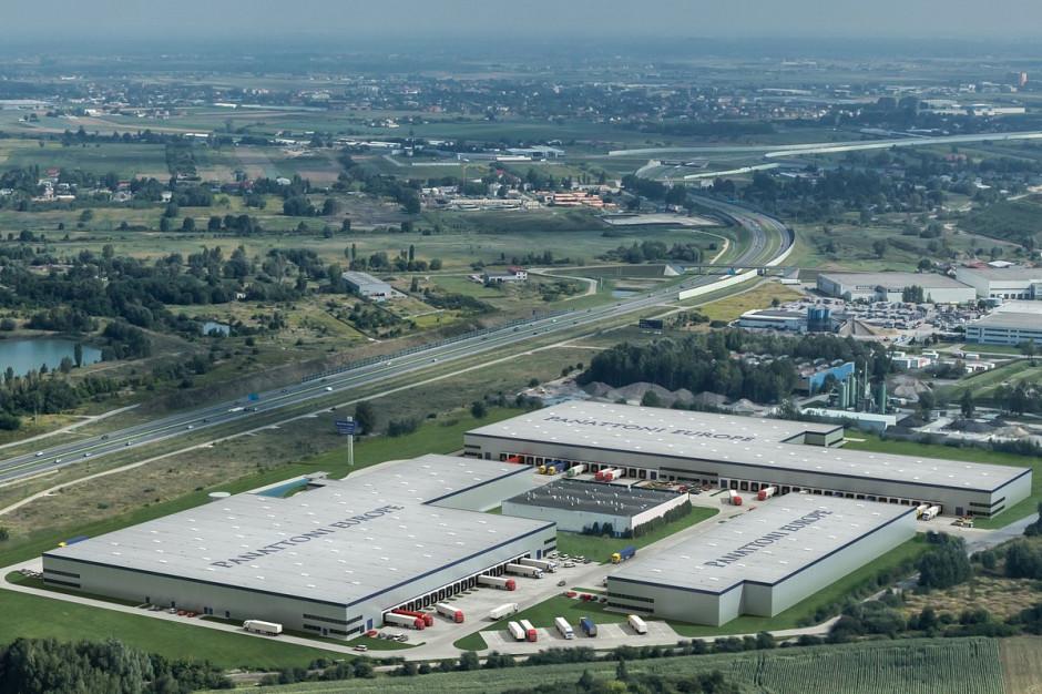 Firma logistyczna wynajmuje magazyn w Panattoni Park Pruszków II