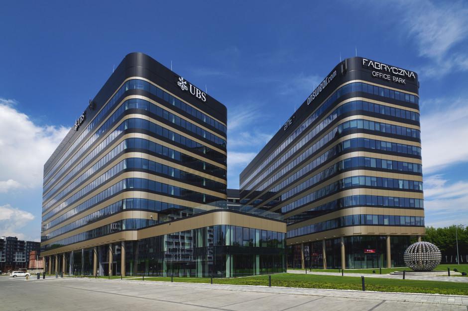 mBank wprowadzi się do kompleksu Fabryczna Office Park w Krakowie