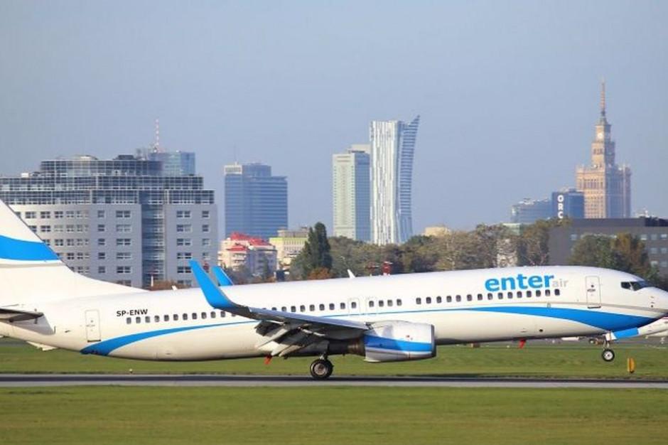 Itaka i Enter Air wyceniają loty czarterowe dla turystów