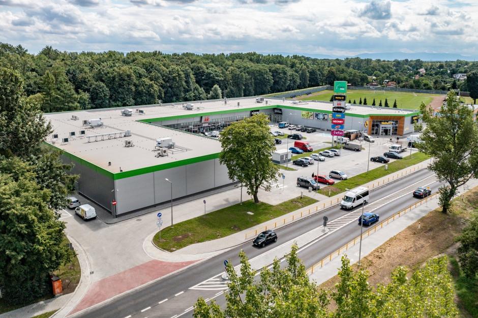 Trei Real Estate z pierwszym parkiem handlowym w Małopolsce. Ruszył Vendo Park Oświęcim