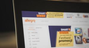 Allegro tnie inwestycje, ale jesienią planuje uruchomić własne automaty paczkowe