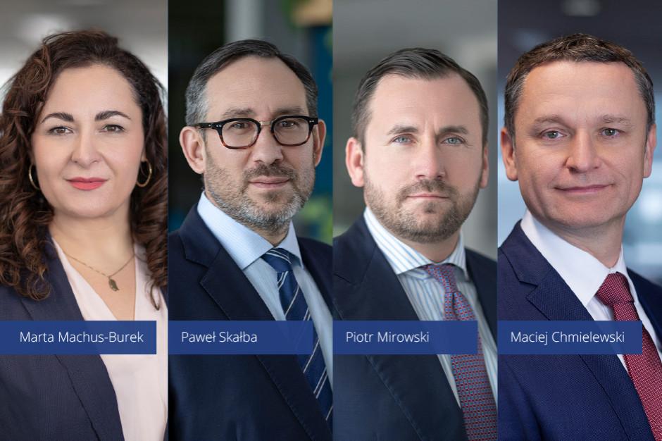 Colliers wzmacnia skład zarządu w Polsce