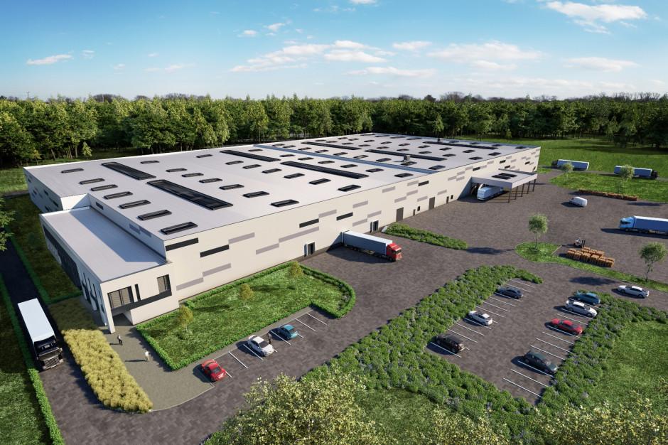 Commercecon buduje nową halę produkcyjno-magazynową dla Electropoli