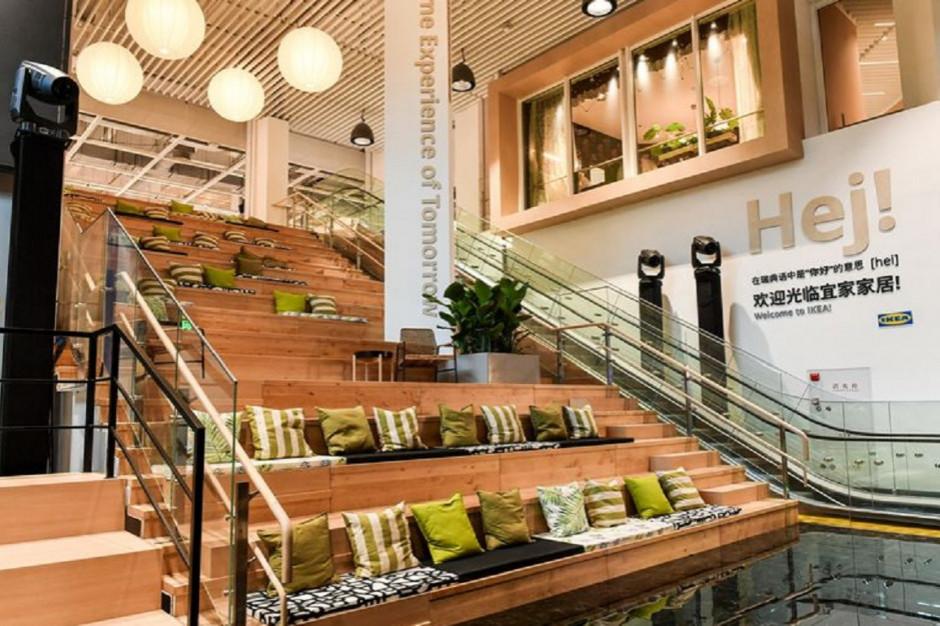 IKEA uruchomiła pierwszy sklep bez trasy dla klientów