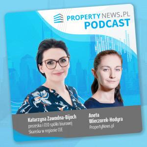 Katarzyna Zawodna-Bijoch, Skanska: Widzimy duże ożywienie i nowych inwestorów na rynku