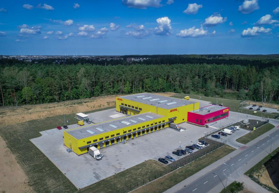 Płaszewko, to dobra lokalizacja pod centra logistyczne, magazyny czy zakłady przemysłowe. Fot. mat. pras.