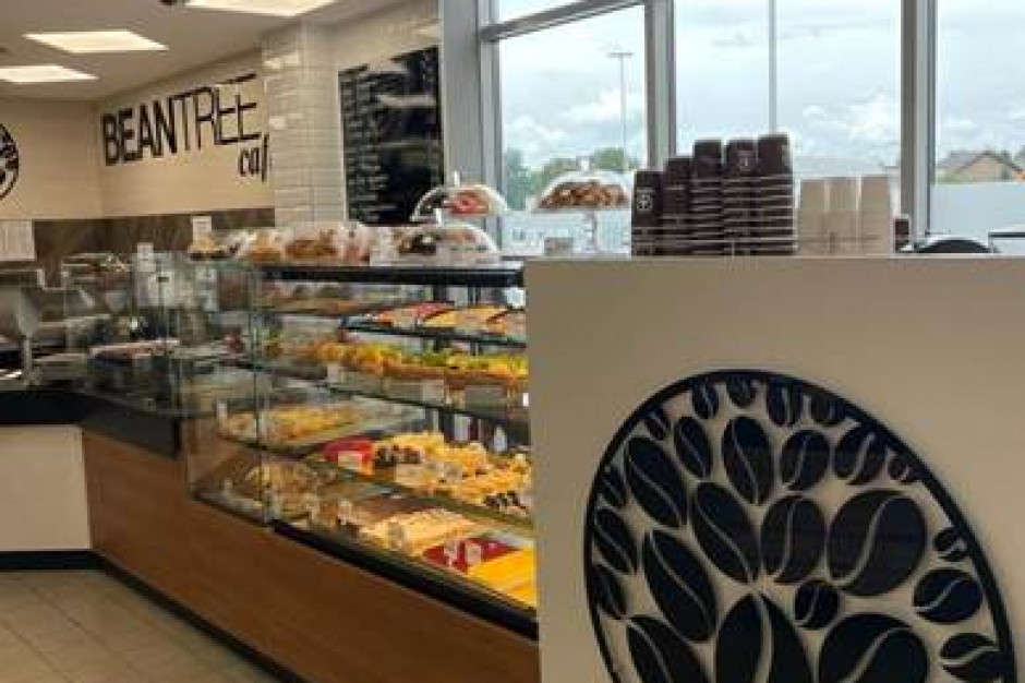 Spar otwiera kawiarnie w sklepach