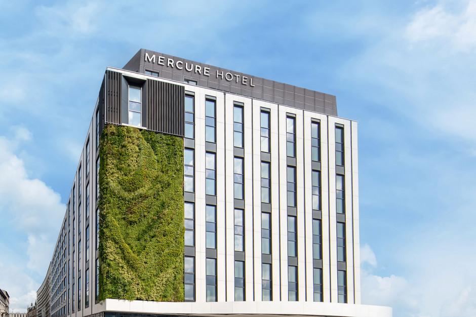 Mercure Katowice Centrum stawia na ekologię