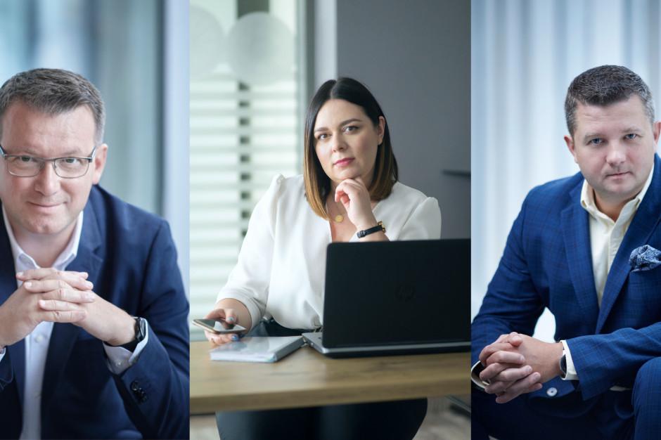 Trzech nowych dyrektorów na czele hoteli Orbis