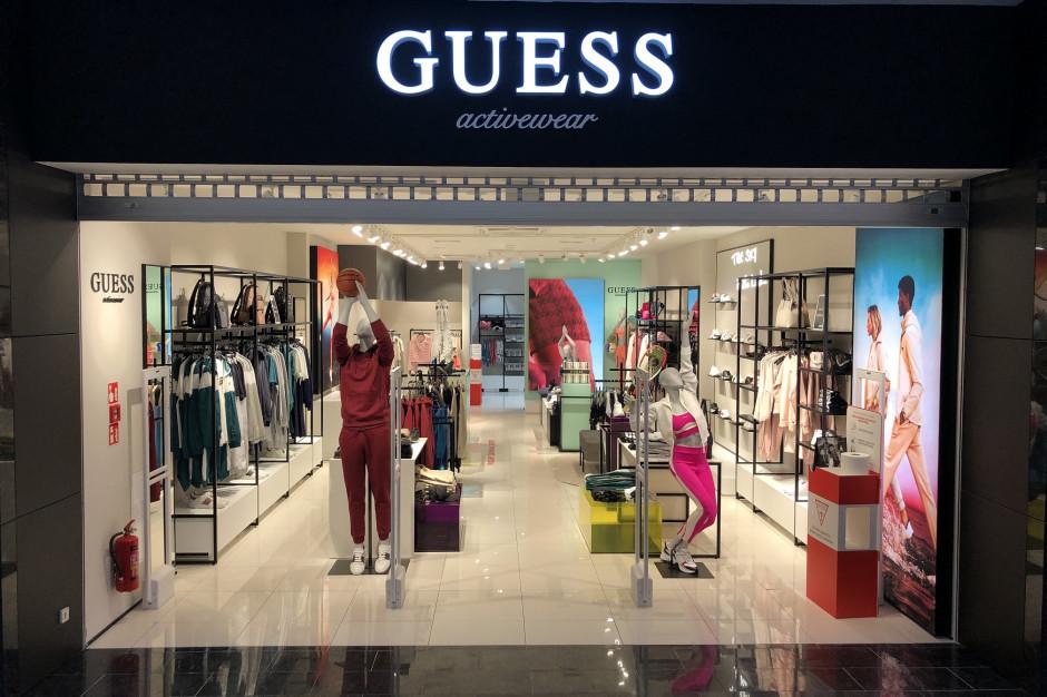 Guess otworzył w Atrium Promenada pop-up
