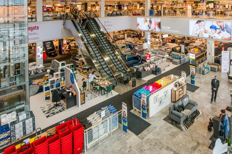 Salon Agata przy bydgoskim CH Auchan już działa