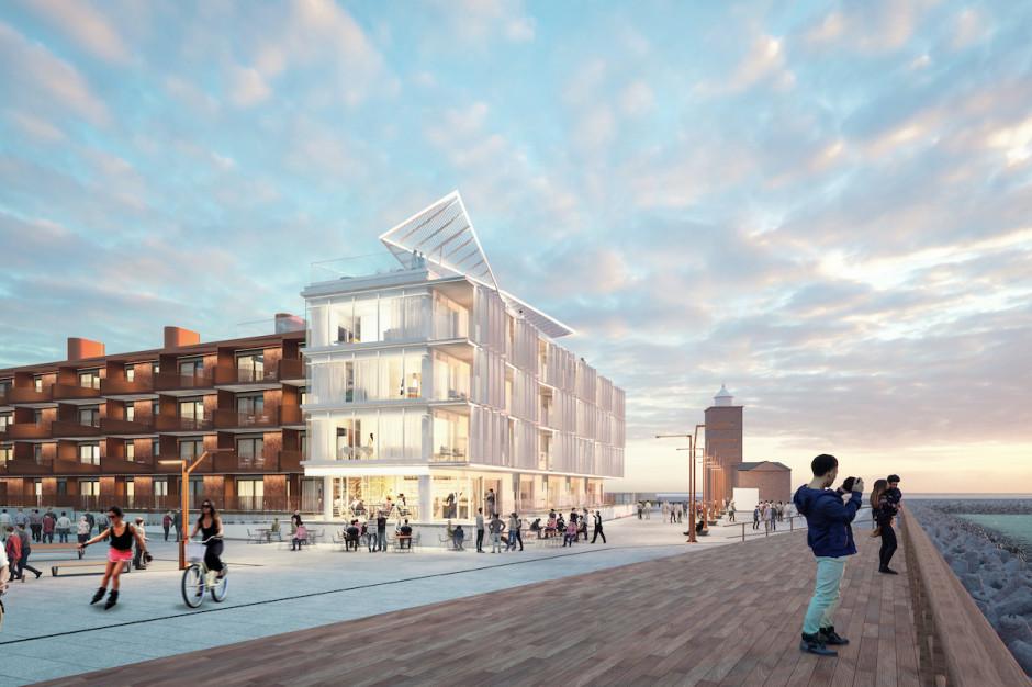 Primo Baltic dla relaksu i do pracy zdalnej. Zobacz nowe apartamenty wakacyjne w Darłówku