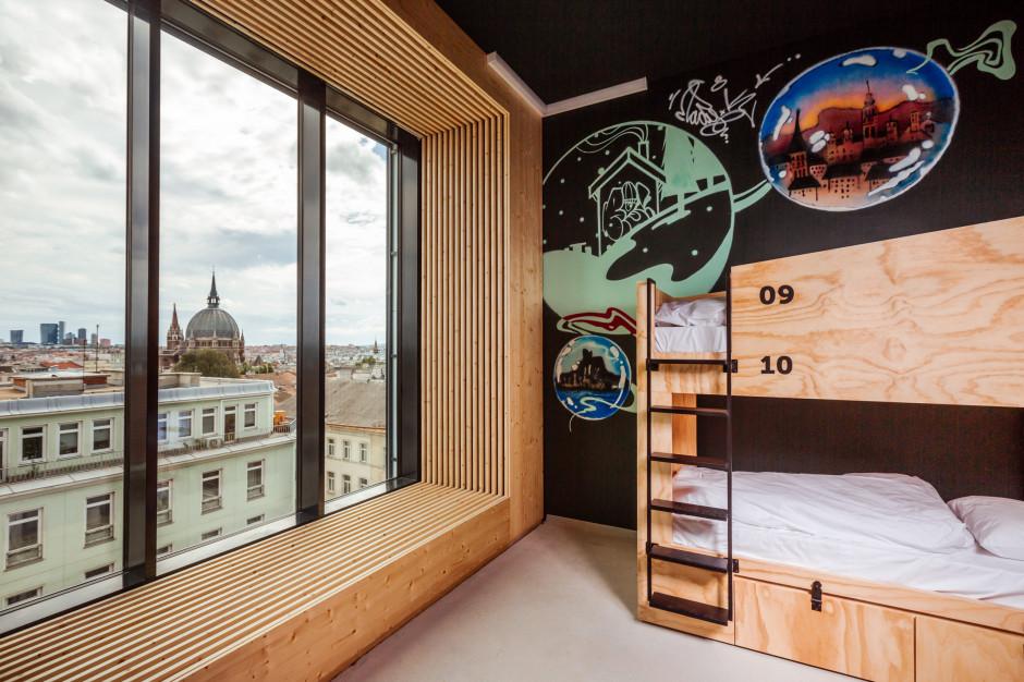 W Wiedniu powstał hotel Joe&Joe nad sklepem Ikea