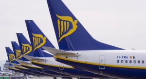 Ryanair uruchamia 25 nowych tras z Polski na zimę 21/22