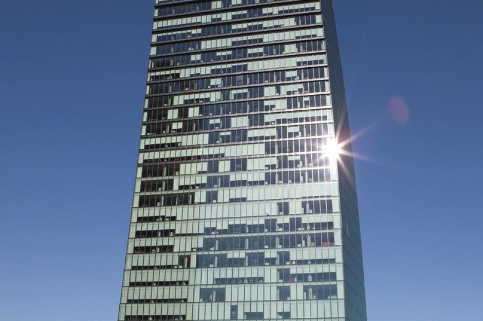 Nowy biurowy projekt Libeskinda z nowoczesnymi rozwiązaniami