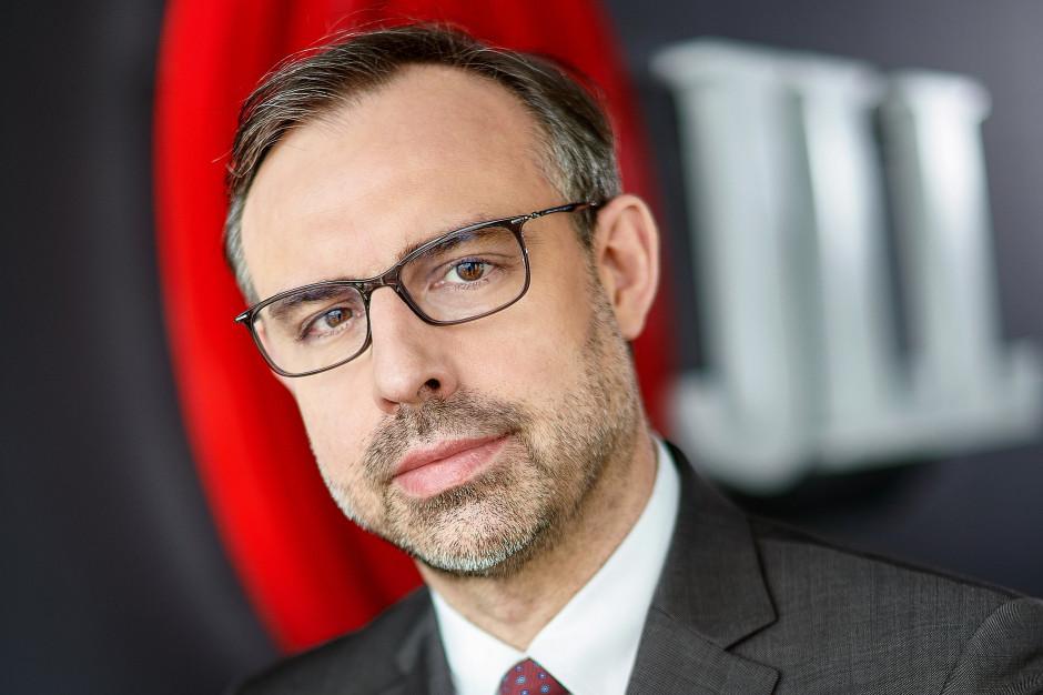 Paweł Sztejter zastąpi Kazimierza Kirejczyka w zarządzie JLL