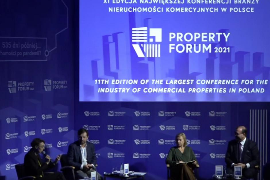 Property Forum: E-commerce i handel stacjonarny będą się uzupełniać