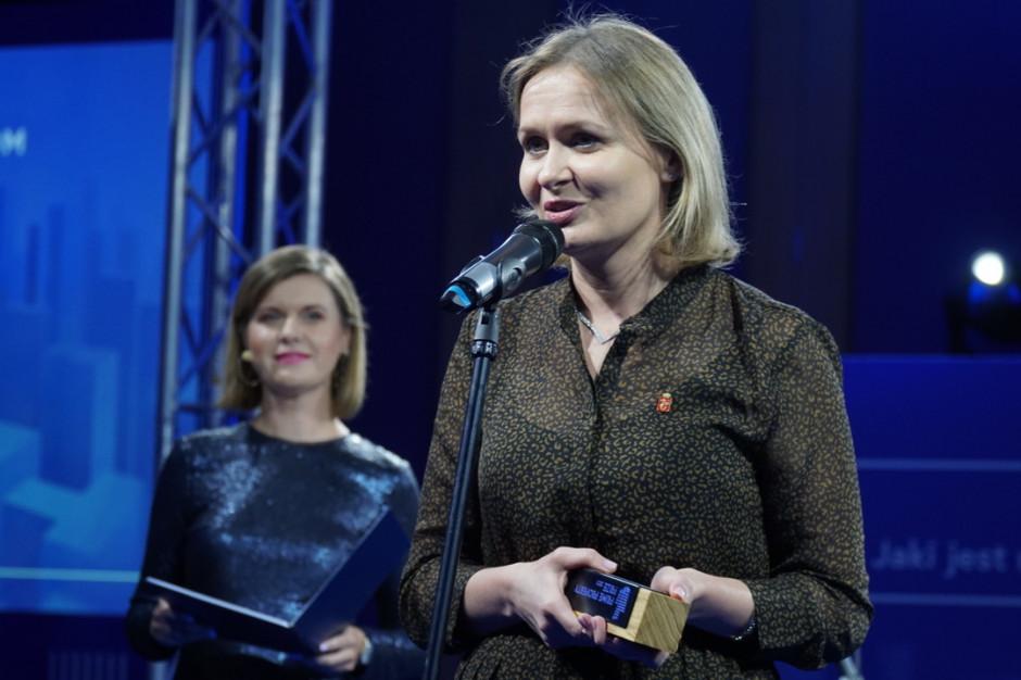 Warszawa uhonorowana nagrodą Prime Property Prize 2021