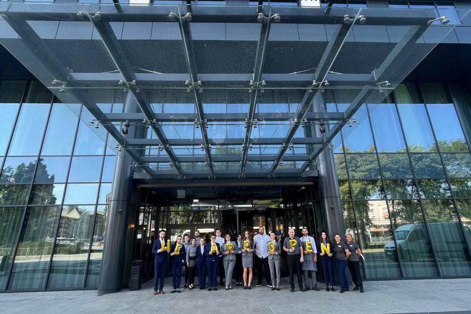 Courtyard by Marriott otworzył podwoje w Szczecinie. Moxy już wkrótce