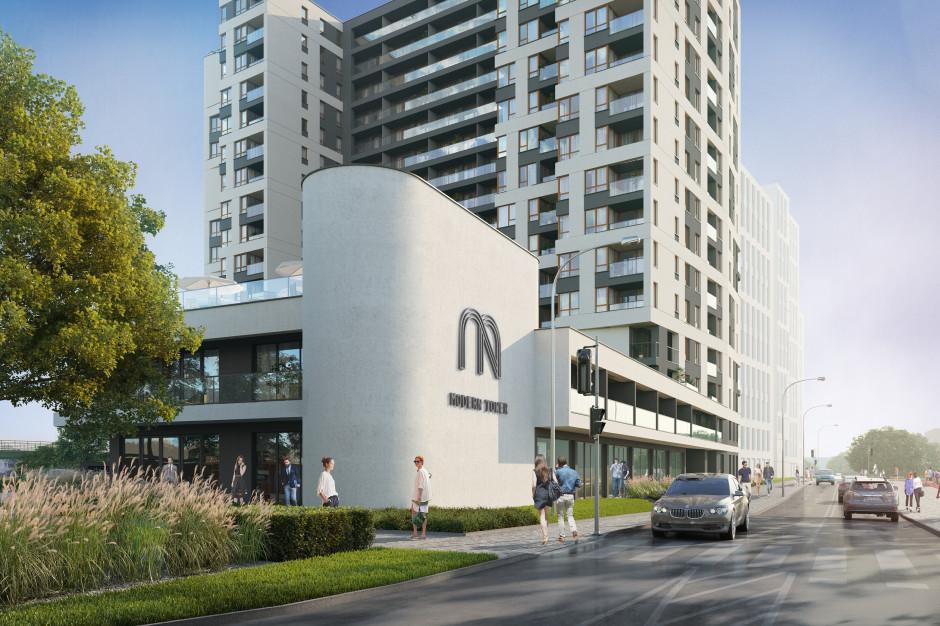 Apartamenty inwestycyjne Modern Tower gotowe zgodnie z planem