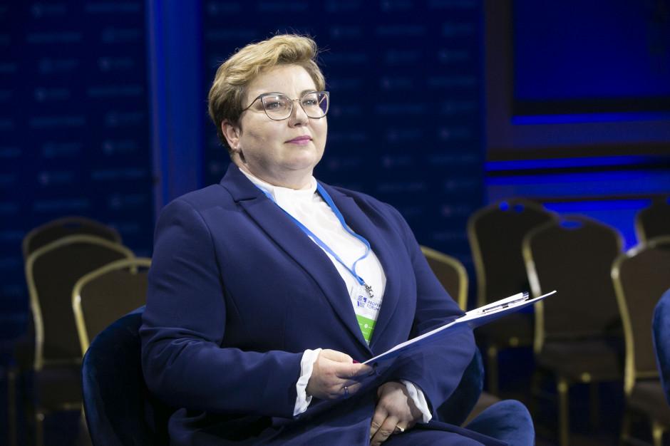 Edyta Wiwatowska, prezes zarządu, Bydgoska Agencja Rozwoju Regionalnego.