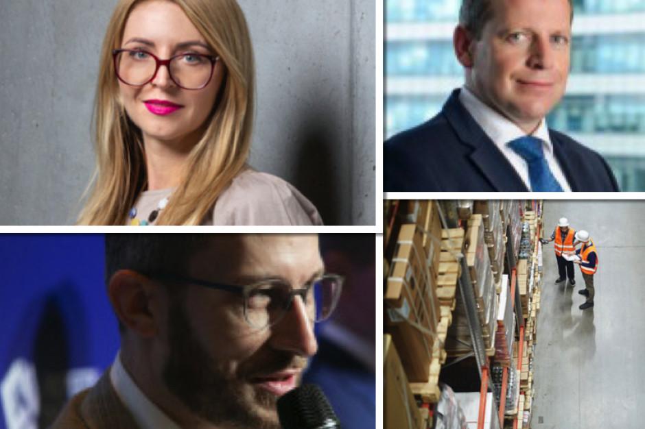 Trzy agencje zmieniają szefów działów doradztwa na rynku powierzchni przemysłowych i logistycznych