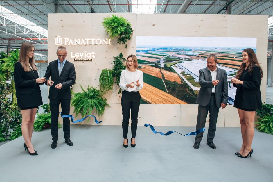 Zakład produkcyjny dla firmy Leviat w Kaliszu gotowy. Inwestycją zajęło się Panattoni