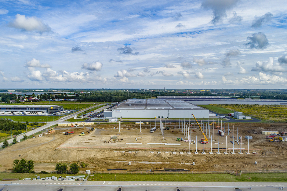 Panattoni inwestuje, FB Antczak wybuduje, Hellmann Worldwide Logistics wynajmie