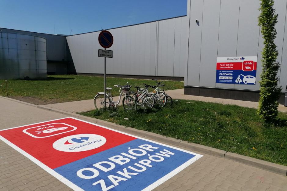 Carrefour stawia na usługę drive