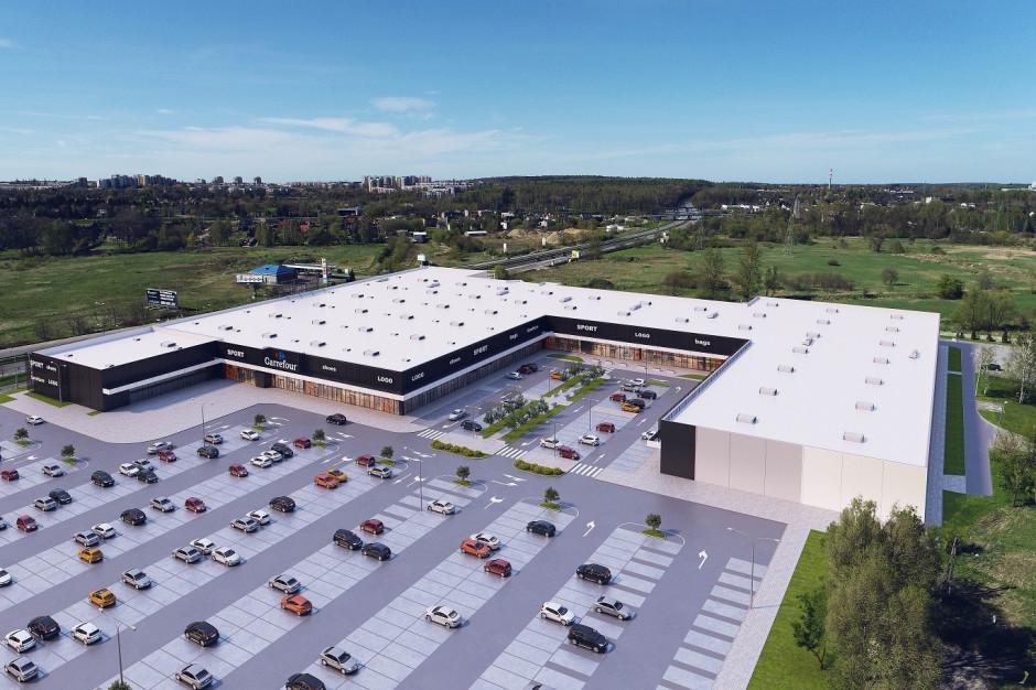 Nowy park handlowy zastąpi Tesco w Częstochowie