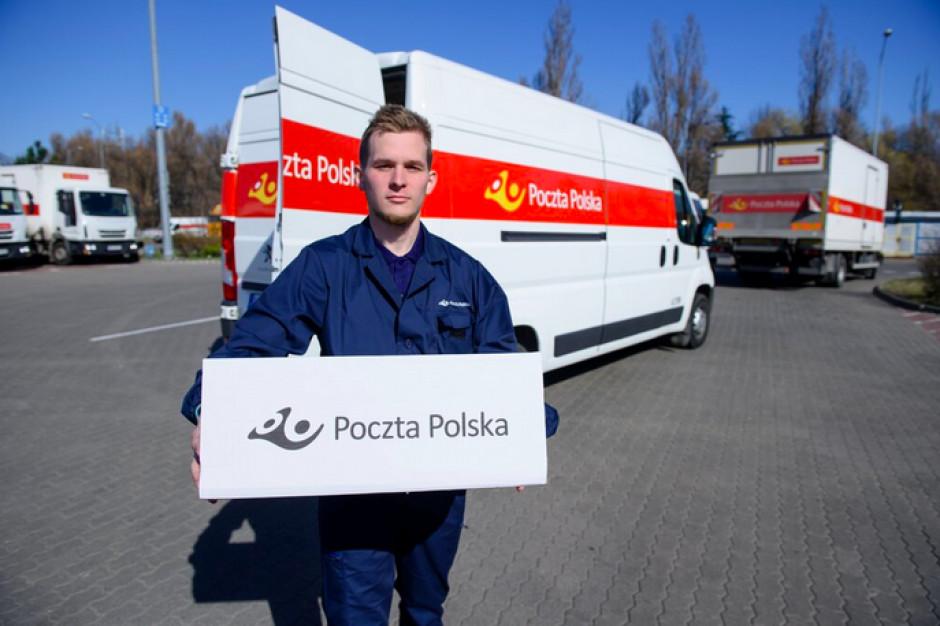 Poczta Polska wygrała przetarg na usługi kurierskie dla PKP