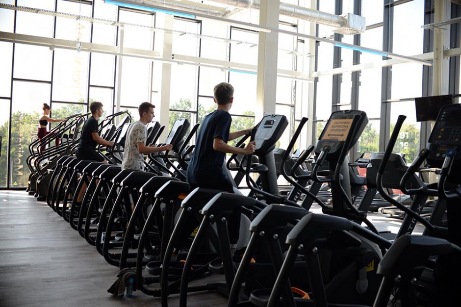Just GYM powiększa sieć. Nowy klub fitness w CH Gwarek już otwarty