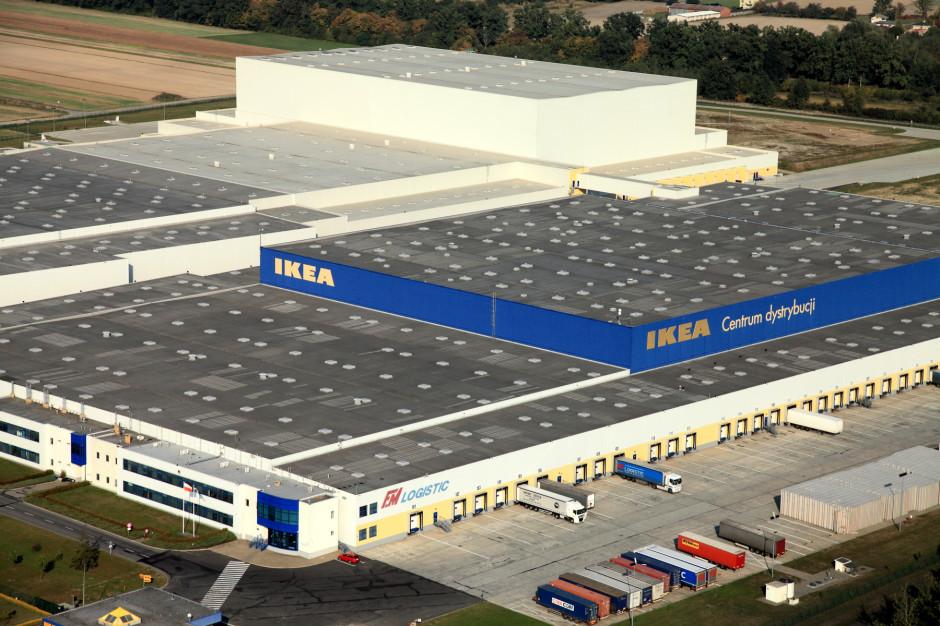 Jeden z największych magazynów IKEA na świecie świętuje 20 lat