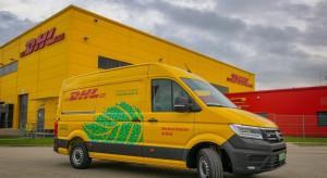 DHL Express wymienia flotę samochodów na