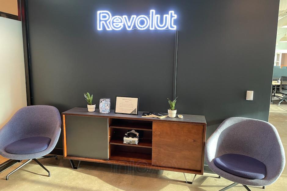 Revolut tworzy hub w przestrzeni WeWork. Za najem biura zapłaci Bitcoinami