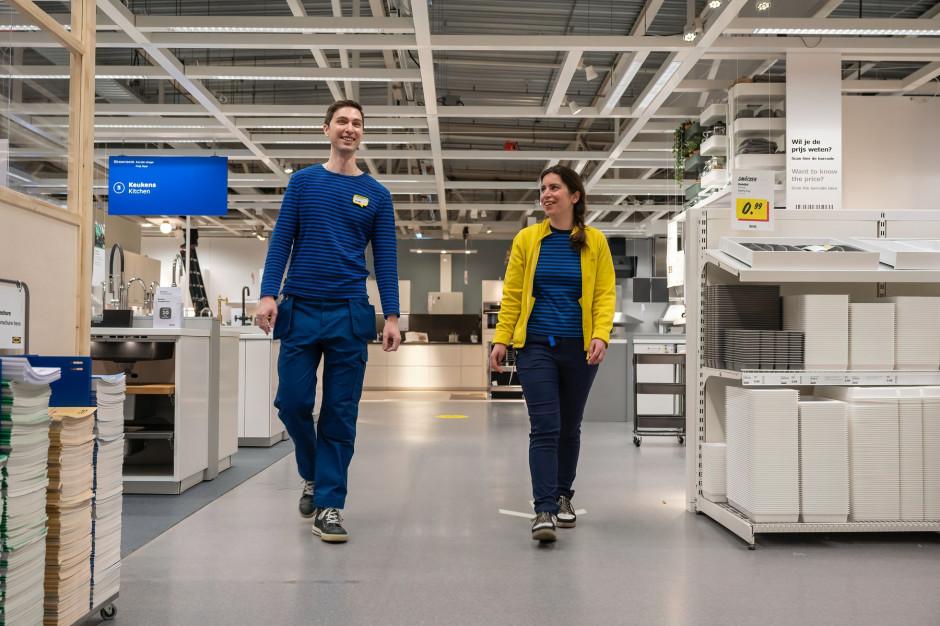 IKEA na drodze ku równości wynagrodzeń, niezależenie od płci