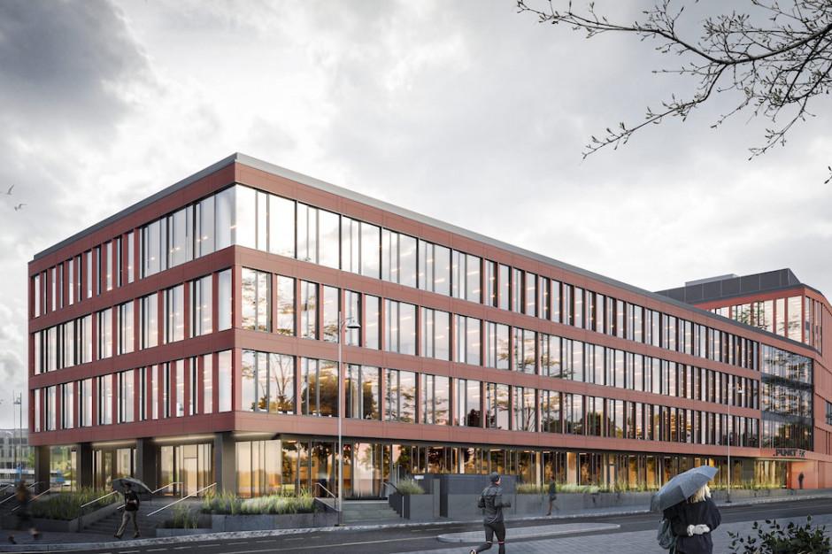 Torus inwestuje w biurowiec Punkt