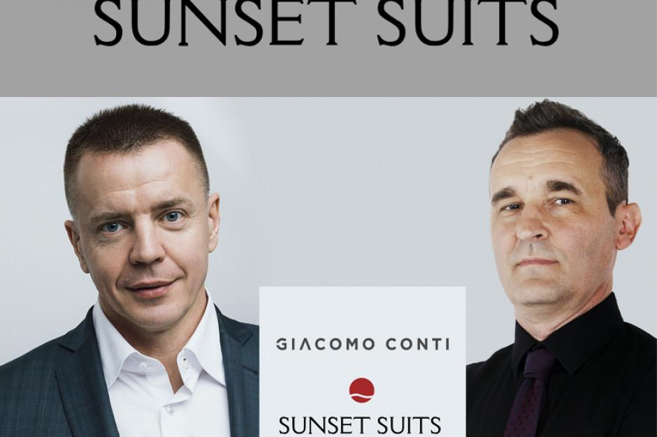 Sunset Suits wraca do gry. Postawi na e-commerce i salony w dobrze skomercjalizowanych galeriach