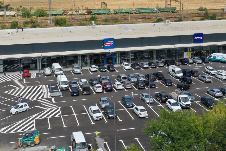 Scallier coraz bliżej otwarcia parku handlowego w Rosiorii de Vede