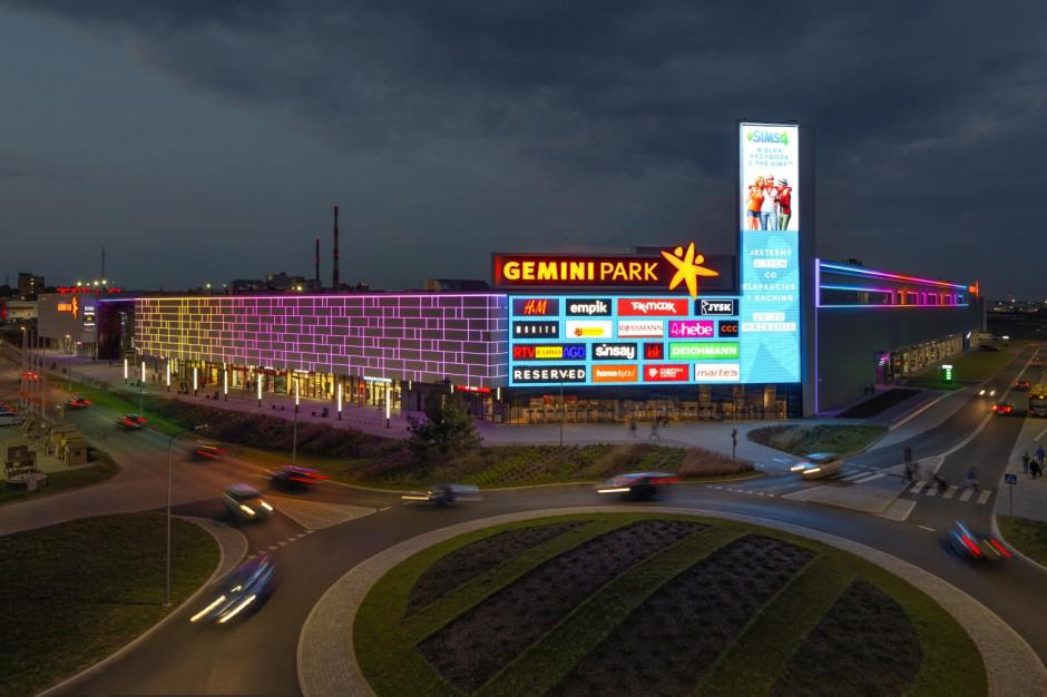Gemini Park Tychy z największym kinem w mieście