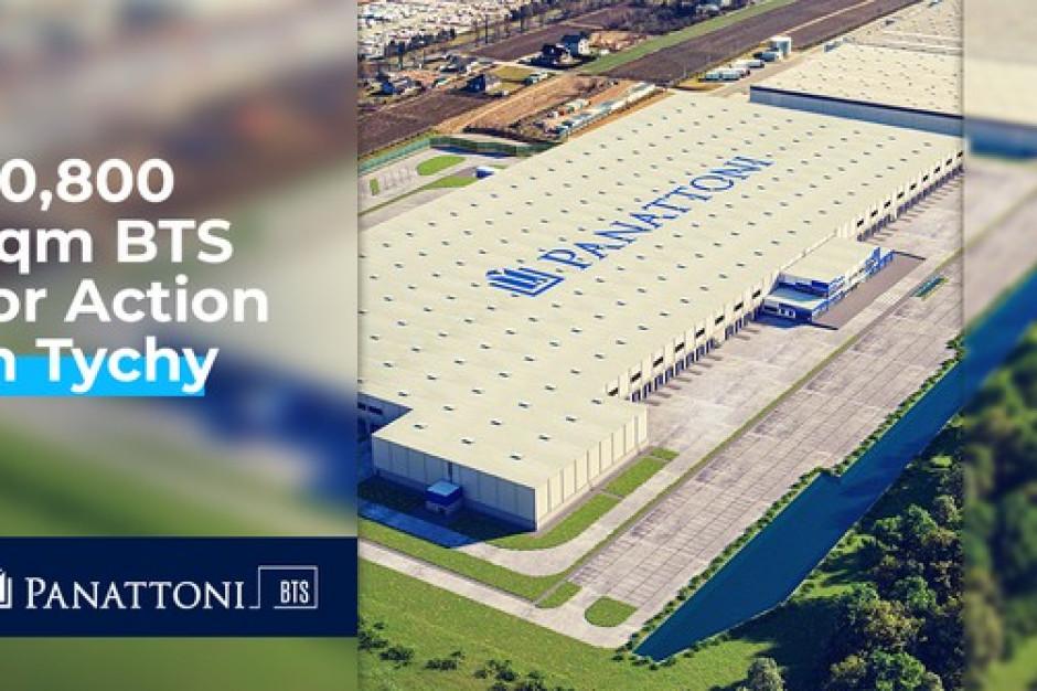 Panattoni kończy budowę centrum logistycznego dla firmy Action
